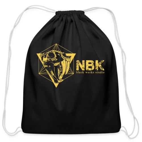 NBK Tshirt - Cotton Drawstring Bag
