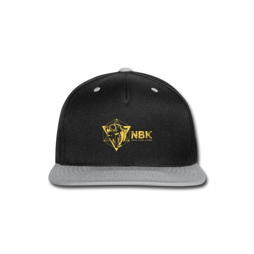 NBK Tshirt - Snap-back Baseball Cap