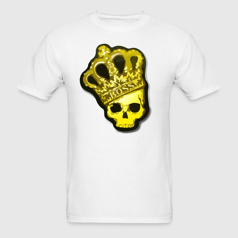 Crown Sticker - Men's T-Shirt
