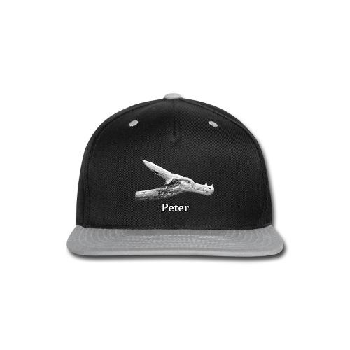 Peter the Dragon T-Shirt - Snap-back Baseball Cap