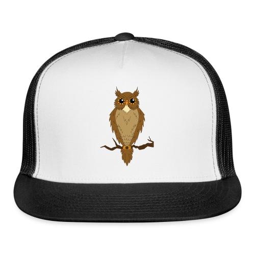 Owl Shirt - Trucker Cap