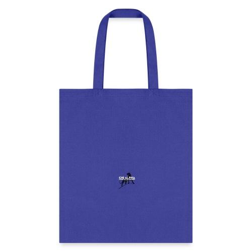 Blue Cougar Mug - Tote Bag