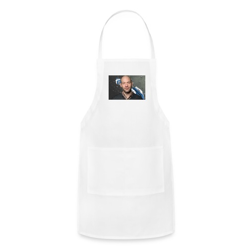 Peter Russo Button - Adjustable Apron