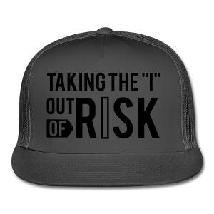 RISK Premium Tee - Trucker Cap