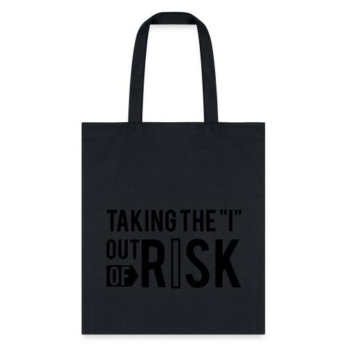 RISK Premium Tee - Tote Bag