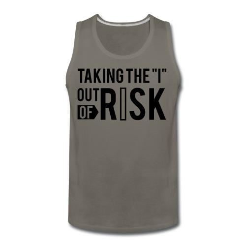 RISK Premium Tee - Men's Premium Tank
