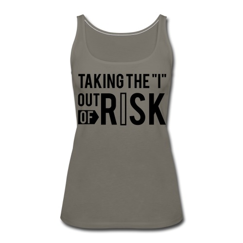 RISK Premium Tee - Women's Premium Tank Top