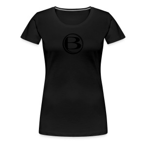 BlessedQueen - Women's Premium T-Shirt