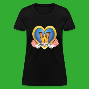 Women of Warcraft Tank - Women's T-Shirt