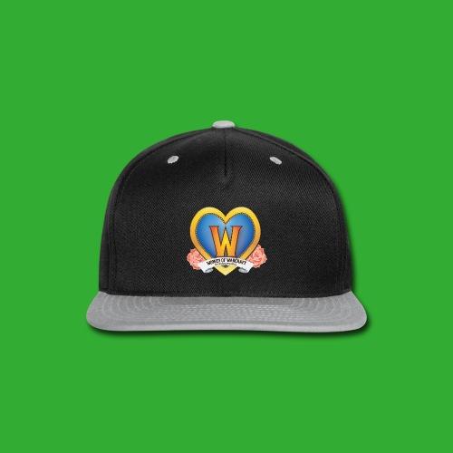 Women of Warcraft Tank - Snap-back Baseball Cap