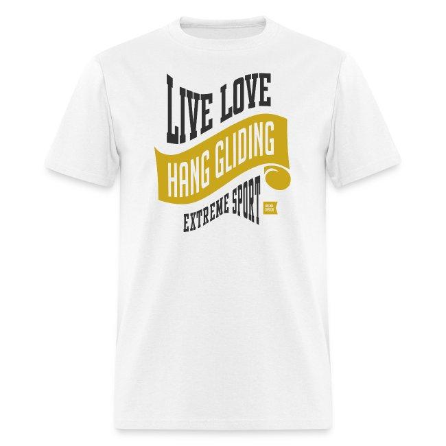 Hang Gliding Extreme Sport T-shirt