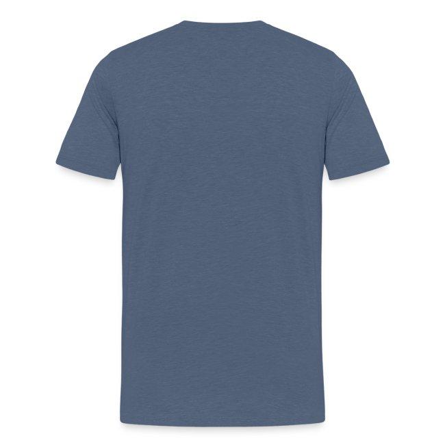 I Love Skateboarding Dark T-shirt