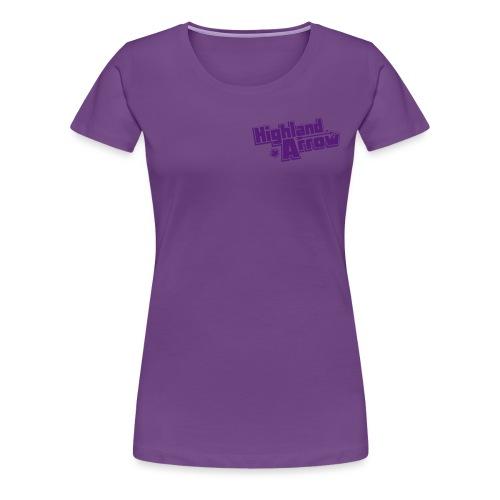 Women's Double Unfine Tank Top - Women's Premium T-Shirt
