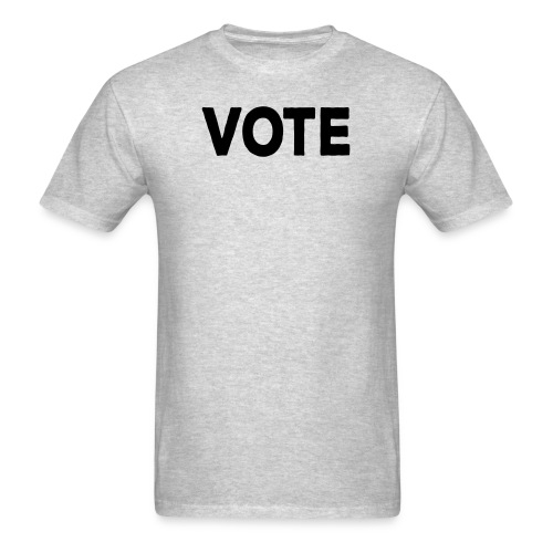 Vote - Men's T-Shirt