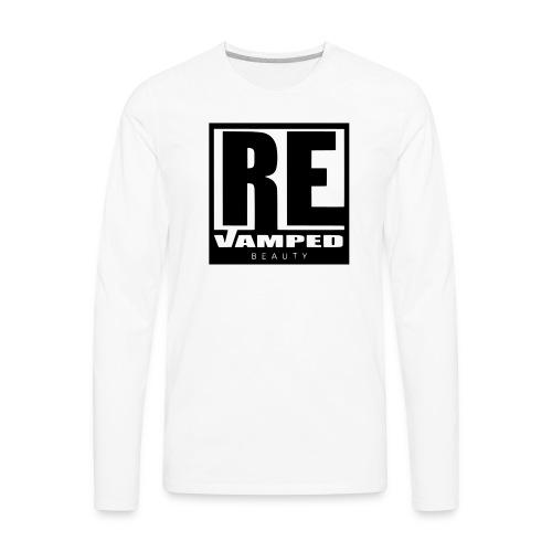 Revamped Men's Baseball Shirt - Men's Premium Long Sleeve T-Shirt