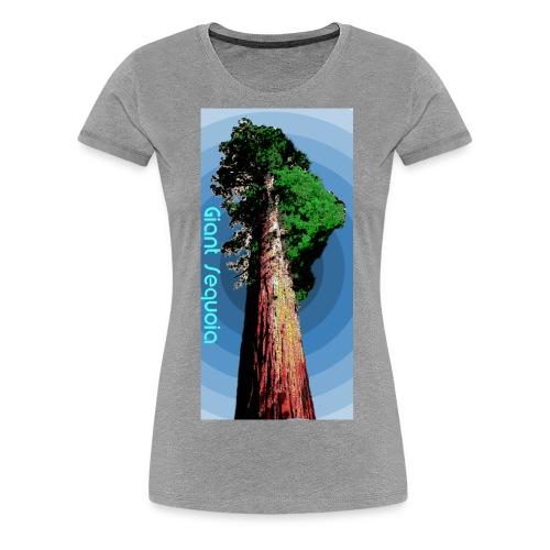 Giant Sequoia - Women's Premium T-Shirt