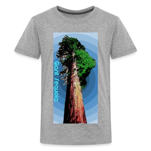 Giant Sequoia - Kids' Premium T-Shirt
