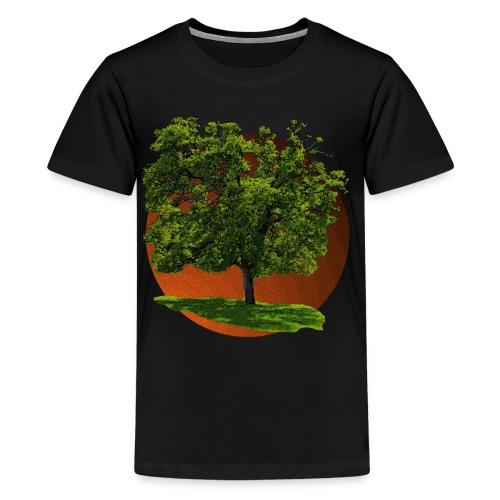 Oak Tree - Kids' Premium T-Shirt