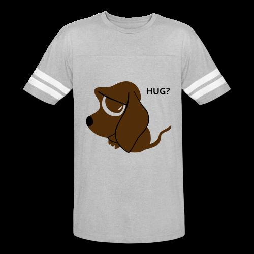 Sad Dog Sweater - Vintage Sport T-Shirt
