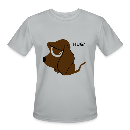 Sad Dog Sweater - Men's Moisture Wicking Performance T-Shirt