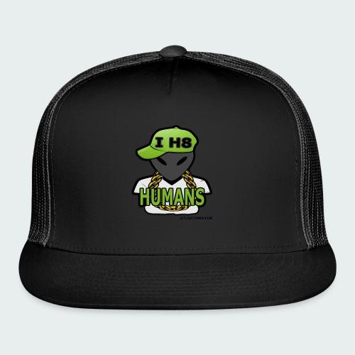 I H8 Humans - Trucker Cap