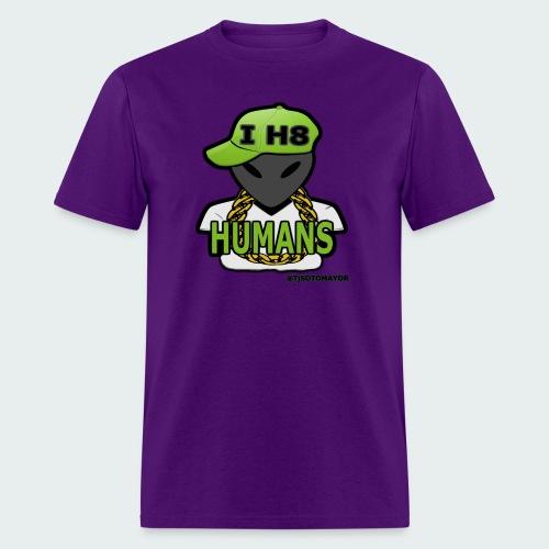 I H8 Humans - Men's T-Shirt