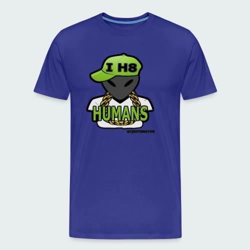 I H8 Humans - Men's Premium T-Shirt
