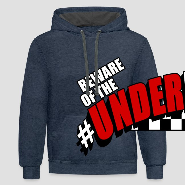 Men's Beware of the Underdog T