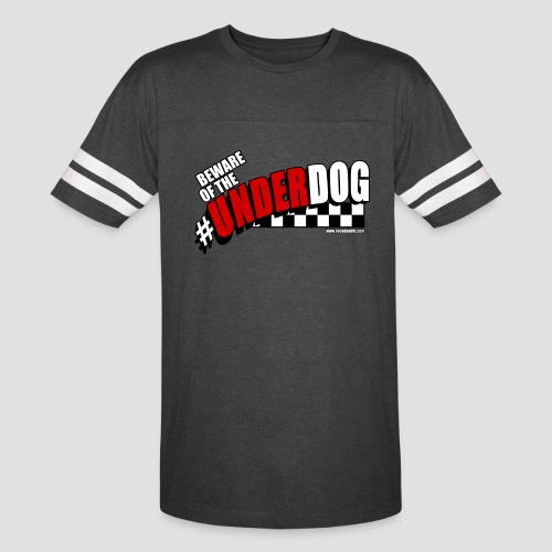 Men's Beware of the Underdog T - Vintage Sport T-Shirt