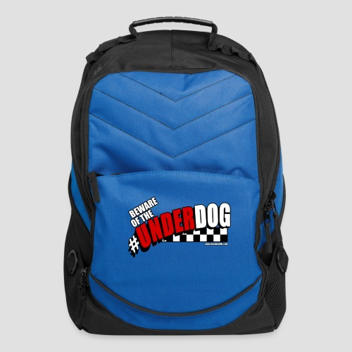 Men's Beware of the Underdog T - Computer Backpack