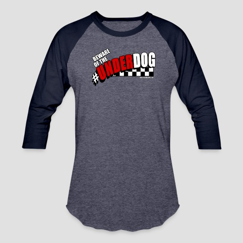 Men's Beware of the Underdog T - Baseball T-Shirt