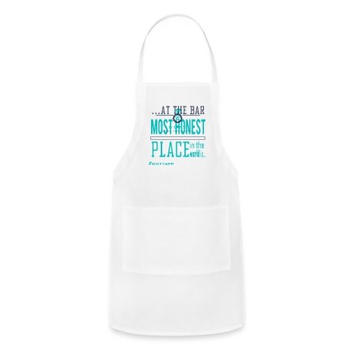 The Most Honest Place - Adjustable Apron