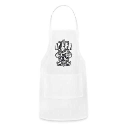 IP MAN Premium Tank Top - Adjustable Apron