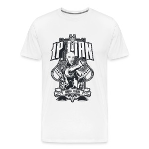 IP MAN Premium Tank Top - Men's Premium T-Shirt