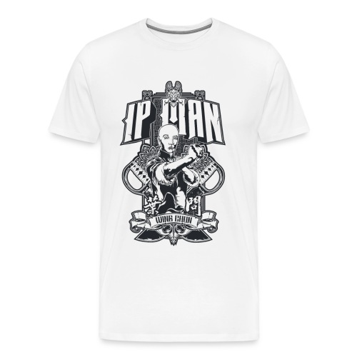 IP MAN Premium Tank Top - Men's Premium T-Shirt