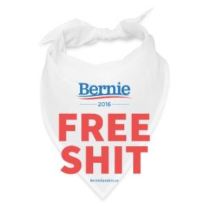 Bernie Sanders: Free Shit - Bandana
