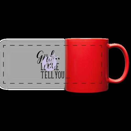 Good Gossip Mug - Full Color Panoramic Mug