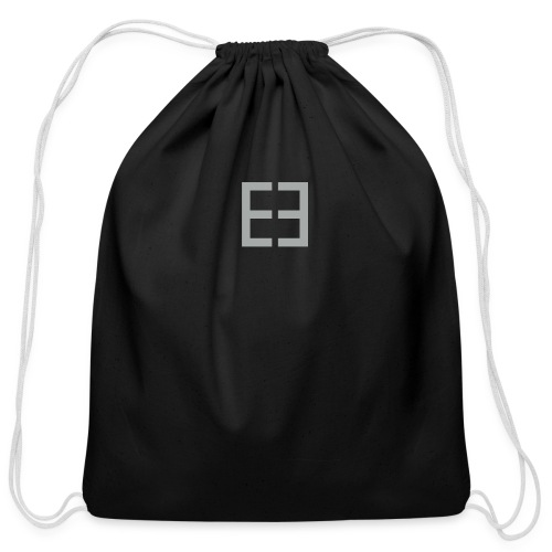 E3 - Cotton Drawstring Bag