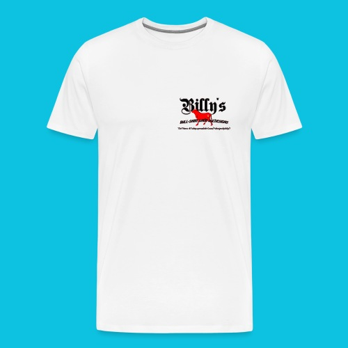 Sidewalk Gym, Phoenix, Az. - Men's Premium T-Shirt