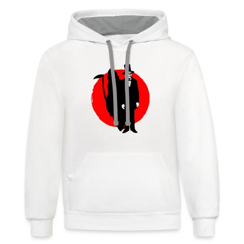 Person - Contrast Hoodie