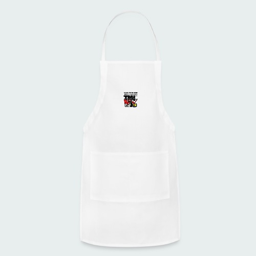 TNN Raw.... More Claims - Adjustable Apron