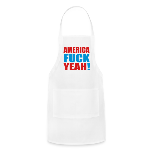America F Yeah - Adjustable Apron