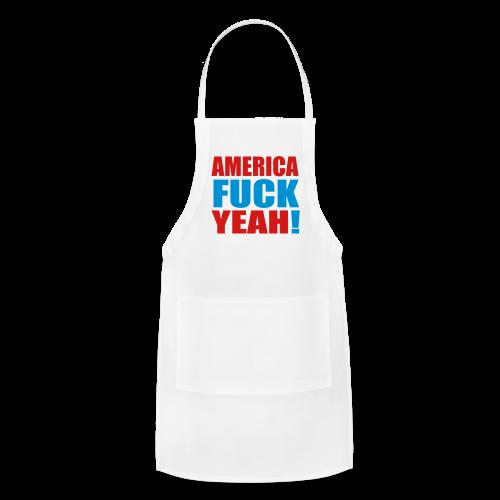 America F Yeah - Adjustable Apron