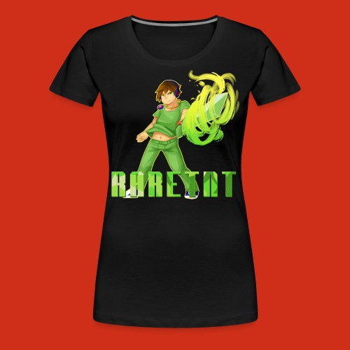 RareTnt Women's Hoodie - Women's Premium T-Shirt
