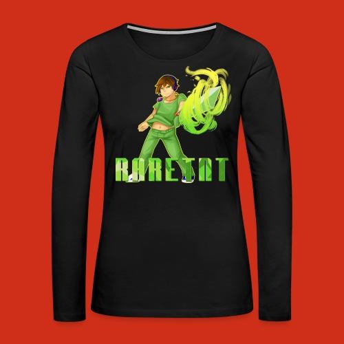 RareTnt Women's Hoodie - Women's Premium Long Sleeve T-Shirt