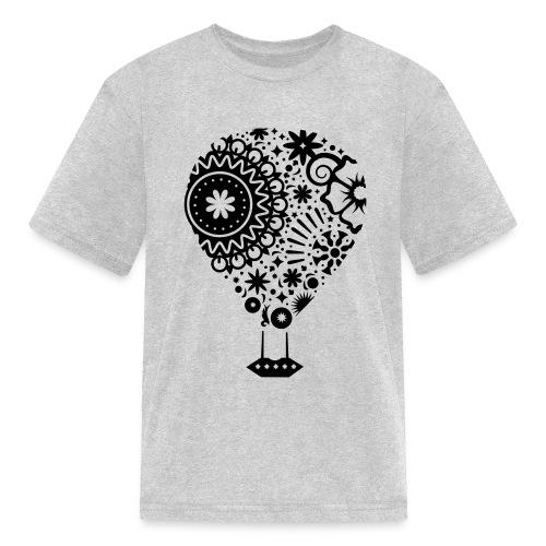 Hot Air Balloon Art - Premium Kid's T-Shirt - Kids' T-Shirt