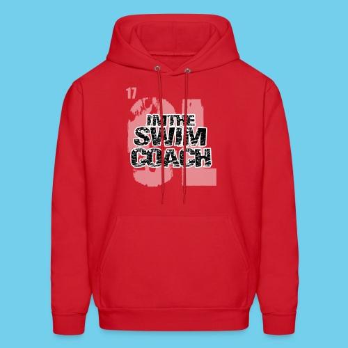 I'm the Swim Coach-Crew neck sweatshirt - Men's Hoodie