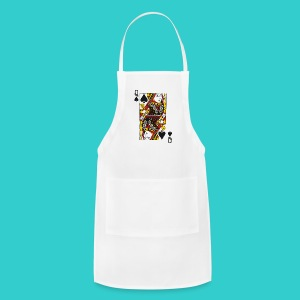 Queen Card - Adjustable Apron