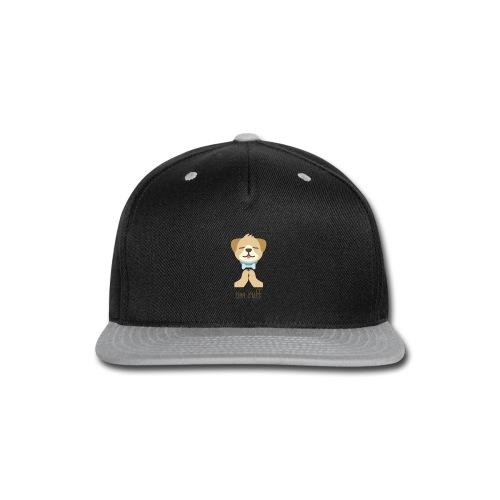 Om Ruff - Dog - Snap-back Baseball Cap