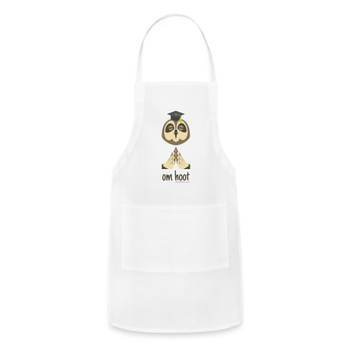 Om Hoot - Owl - Adjustable Apron